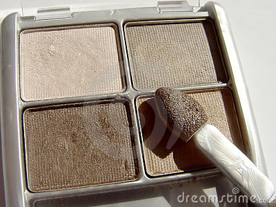 Earth Tones Eye Makeup