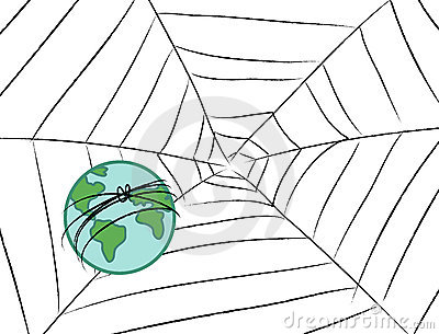 Earth in the web