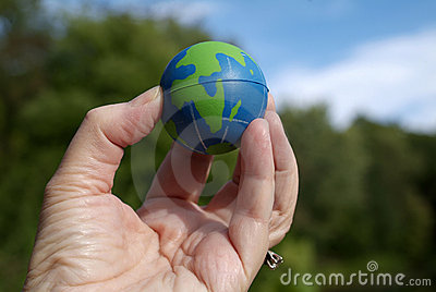 Earth at your fingertips