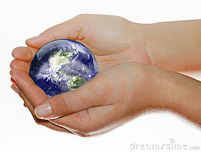 Earth is in your hands