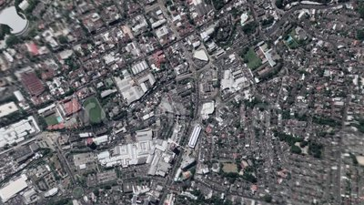 Earth Zoom In Zoom Out San Salvador El Salvador. San Salvador El Salvador seen from space to street level stock video footage