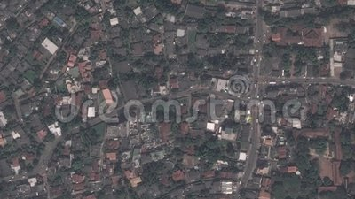 Earth Zoom In Zoom Out Sri Jayawardenepura Kotte Sri Lanka. Kotte Sri Lanka seen from space to street level. It can easily be used for tourism marketing videos stock video