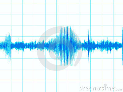 Earthquake graph