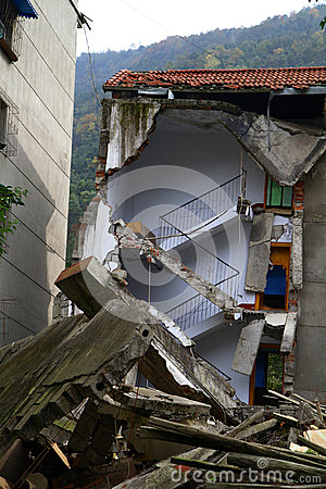 Free Earthquake In China Stock Images - 36754224