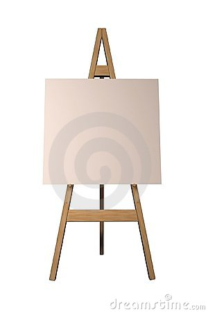 Free Easel Royalty Free Stock Images - 1969399