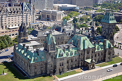 East Block of Parliament Buildings, Ottawa