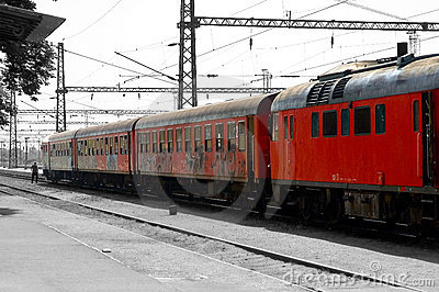 East europe train