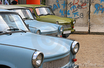 East-German cars