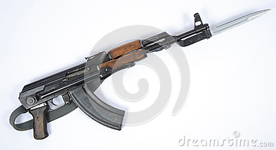 east german ak bayonet