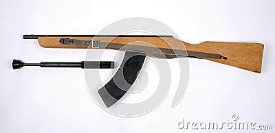 East German training rifle