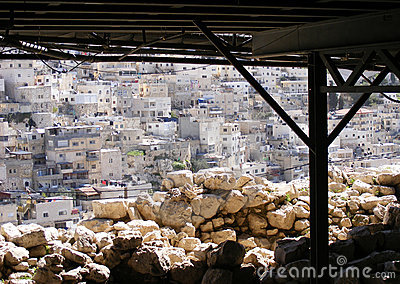 East Jerusalem. Archaeology.