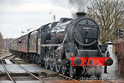 East Lancs steam gala Editorial Stock Photo