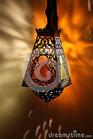 East lantern