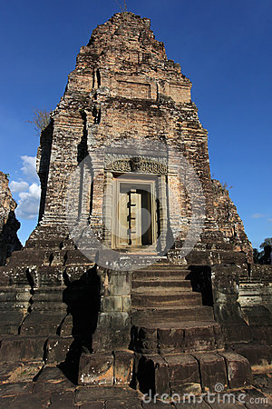 East Mebon Temple central tower