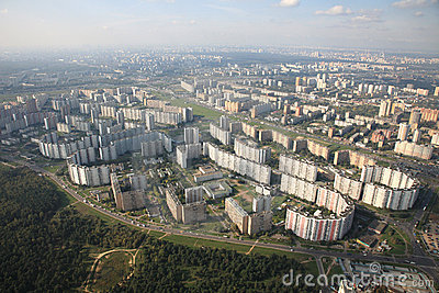 East of Moscow
