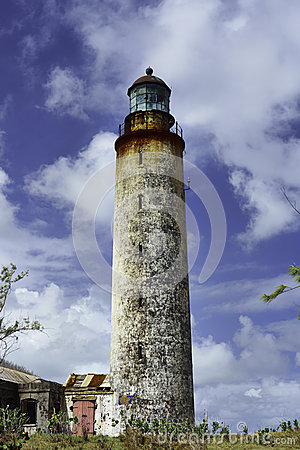Free East Point - One Of The Four Lighthouses In Barbados Stock Photos - 51760343