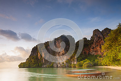 East Railay Beach, Thailand