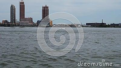 East River vídeos de arquivo