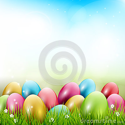 Free Easter Background Stock Photo - 37282320
