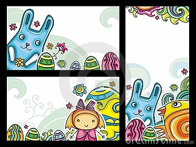 Easter banners 1