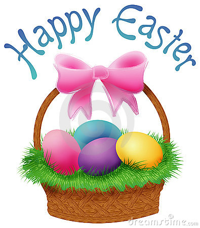 Free Easter Basket Stock Photography - 480342