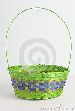 Free Easter Basket Stock Images - 49350194