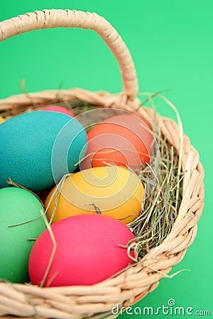 Free Easter Basket Stock Photo - 532120