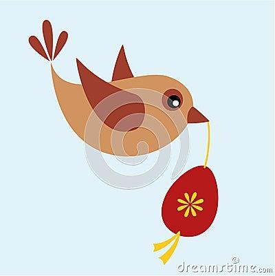 Easter bird