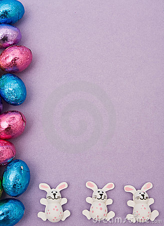 Free Easter Border Stock Photography - 8638502