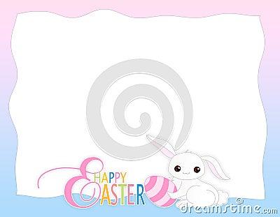 Easter border / frame