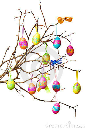 Easter branch