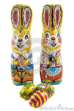 Easter bunnie