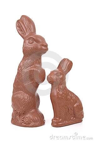 Free Easter Bunnies Stock Photography - 13768712