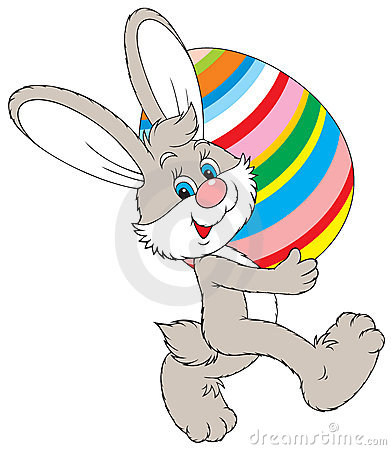 Free Easter Bunny Stock Image - 12950311