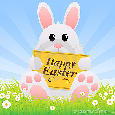 Free Easter Bunny Royalty Free Stock Images - 19050329