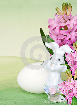 Free Easter Bunny Royalty Free Stock Photography - 40067497