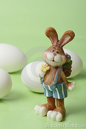 Free Easter Bunny Royalty Free Stock Image - 4314086