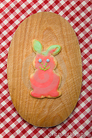 Easter bunny on board