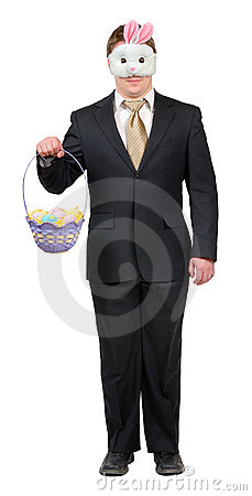 Easter Bunny Outfit 2