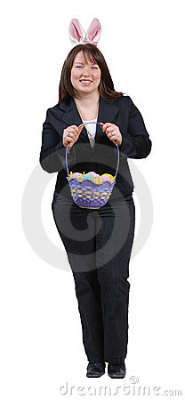 Easter Bunny Outfit 3