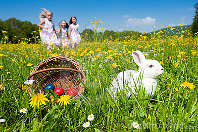 Easter Bunny Stock Photos, Images, & Pictures - 58,945 Images