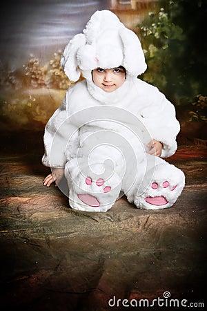 Free Easter Bunny2 Stock Photos - 4343013