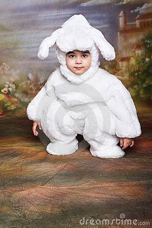 Easter bunny5