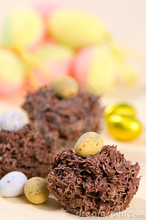 Free Easter Cakes Stock Photography - 12906392