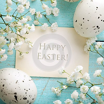 Free Easter Card Royalty Free Stock Photo - 37255865