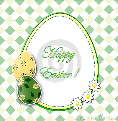 Free Easter Card Stock Photo - 39532490