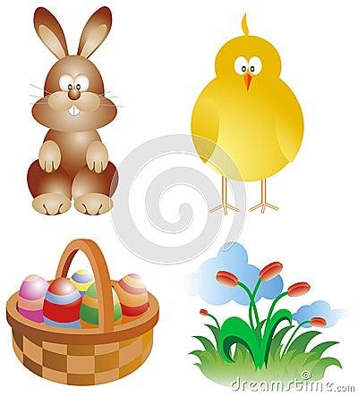 Easter cartoons