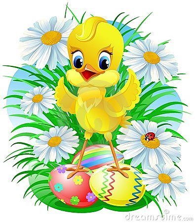 Free Easter Chick Stock Photos - 4363713