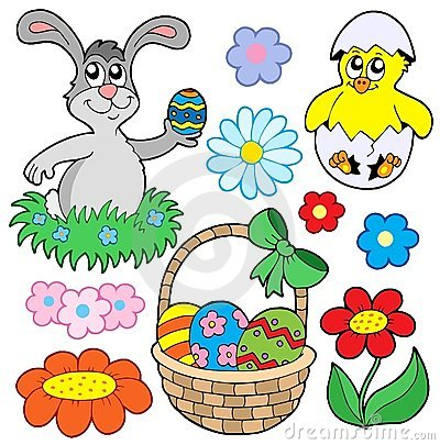 Free Easter Collection 01 Royalty Free Stock Photo - 7913365