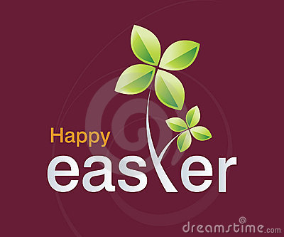 Easter Concept Illustration